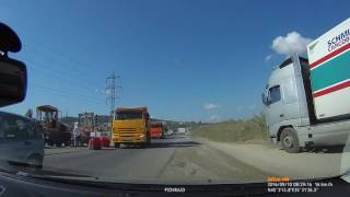 2016 Крым. пос. Приморский-Ялта(, 2016-10-22T22:10:14.000Z)