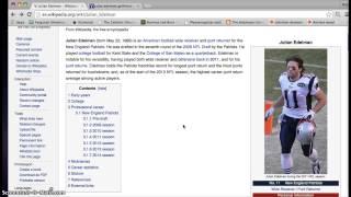 More Tom Brady 37 Julian Edelman(Julian Calendar 88)