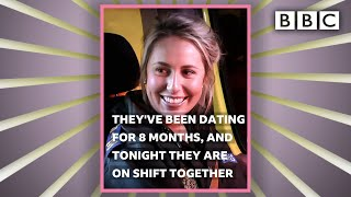 Meet our paramedics who fell in love on the job - BBC