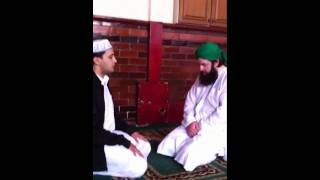 Shabir Ahmed Attari  Initiation into the Spiritual chain of the Qadri silsila