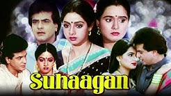 Suhaagan Full Movie | Sridevi Hindi Movie | Jeetendra | Padmini Kolhapure | Bollywood Movie