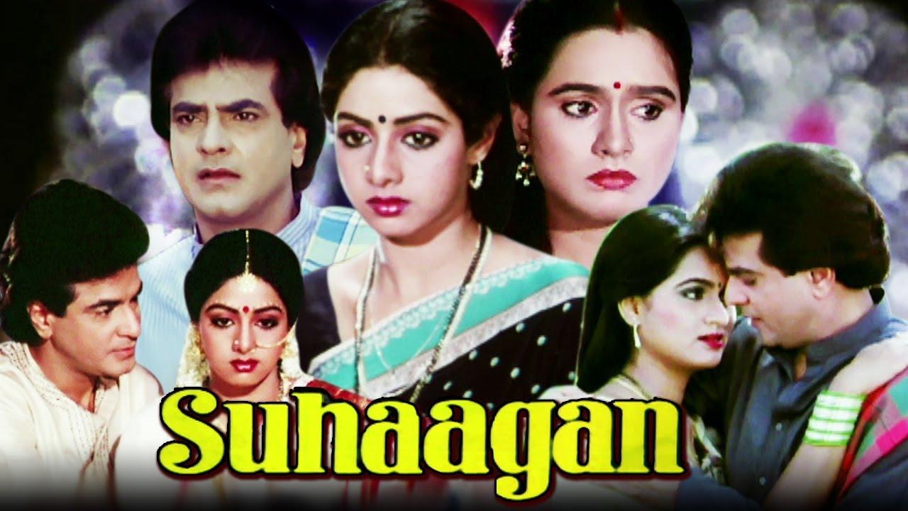 Download Suhaagan Full Movie   Sridevi Hindi Movie   Jeetendra   Padmini Kolhapure   Bollywood Movie