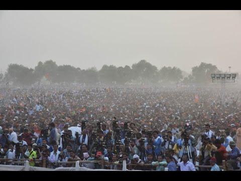 PM Modi at Parivartan Rally in Allahabad, Uttar Pradesh
