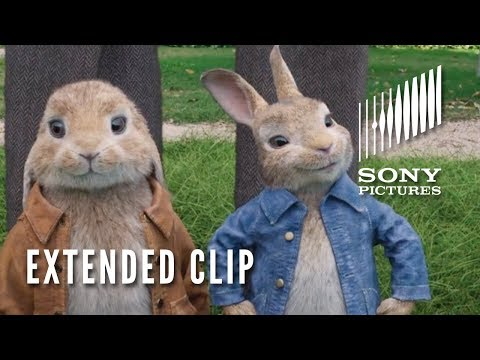 PETER RABBIT Extended Clip - Three-Card Monte
