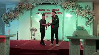 Gala Dinner Hong H Mobile HCM - V Min Ty Chi Nhnh Cn Th