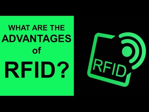 What are the Advantages of RFID Chips? ~ Kuriositas