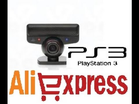 Playstation Eye Câmera Ps3 (ALIEXPRESS)