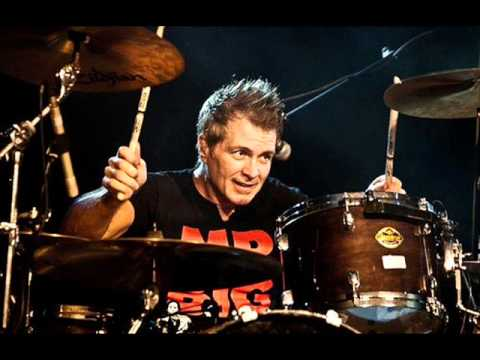 Mr. Big-drummer overleden