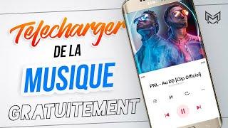 Comment télécharger de la musique GRATUITEMENT sur smartphone sans PC En 2020