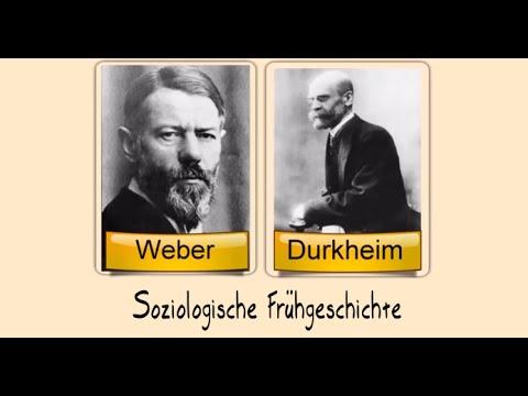 Kleine Frühgeschichte der Soziologie: Was hält die Gesellschaft zusammen? Hallo Gesellschaft! #01