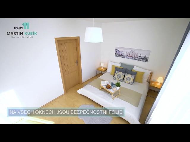 videoprohlídka byt 2+kk  ve Vestci u Prahy