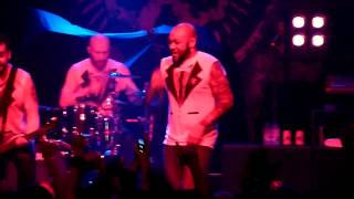 Killswitch Engage - Starting Over & Rose Of Sharyn Live @ Trix Antwerp Belgium 04/12/2009