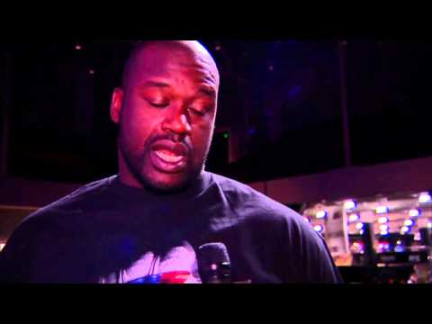 Shaquille O Neal UFC 118 Full Interview