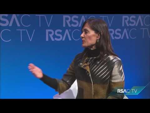 Niloofar Razi Howe RSA Conference 2017 TV Interview with Michael Dell