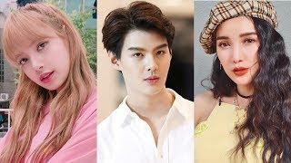 Top 10 Thai Celebrities Who Get Most Followers Instagram In October 2018