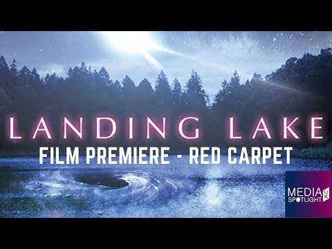 Landing Lake - Film Premiere (Red Carpet): Media Spotlight UK