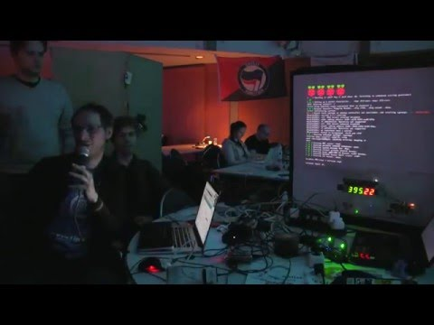 Bitcoin Fullnode + ProTip + IPFS + Alexandria Workshop at 32c3
