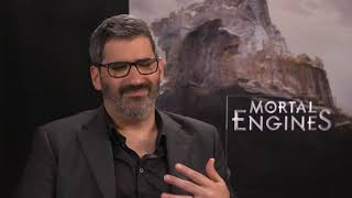 Mortal Engines - Interview With Christian Rivers