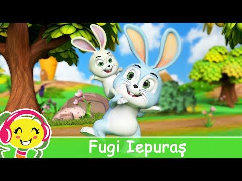 Fugi Iepuras  Colaj cantece pentru copii | CanteceGradinita – Cantece pentru copii in limba romana