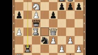 US Chess Championship 2017: Jeffery Xiong vs Wesley So Round 9