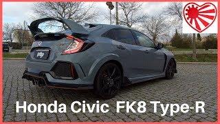 Honda Civic Fk8 Type -R  power of dreams