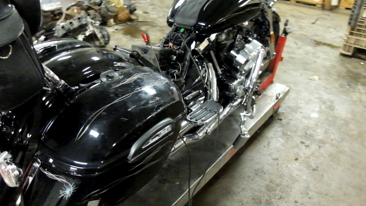 2005 Yamaha XV 1700 A Road Star Used Motorcycle Parts For Sale