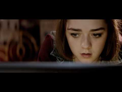 The Cyberbully 2015 Maisie Williams jumpscare @15:30