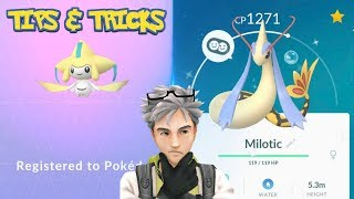 HOW TO COMPLETE THE JIRACHI RESEARCH QUICKLY IN POKEMON GO! Special Research Tips & Tricks!