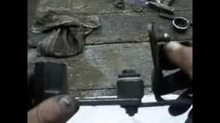 Реставрация части кулисы Mercedes Vito ч.  4(, 2013-11-03T19:52:45.000Z)