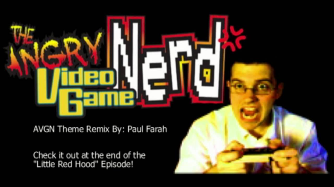 Avgn Theme Paul Farah S Remix Youtube