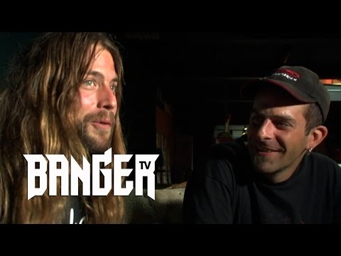LAMB OF GOD interviewed in 2004 about their working class ethics and roots   Raw & Uncut