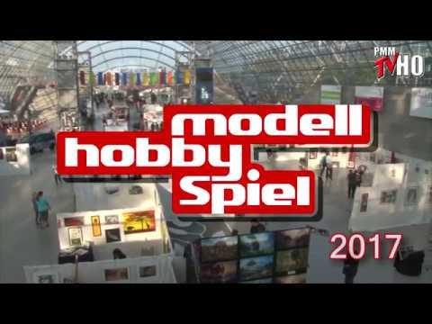 Modell Hobby Spiel - Leipzig 2017