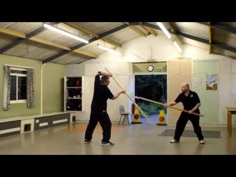 English Bill Hook. English Martial Arts