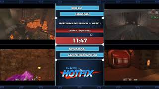 GDQ Hotfix Presents: SpeedRunsLive Season 2 Week 2: Quake II - Beat the Game (easy)