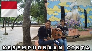 Video KESEMPURNAAN CINTA - RIZKY FEBIAN COVER download MP3, 3GP, MP4, WEBM, AVI, FLV Juli 2018