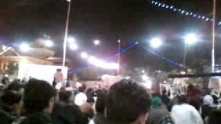 "Owais Raza Qadri Recites ""Mai To Panjtan Ka"" at Mehfil e  Zikr e Mustafa S A W 2011 Organized By MQM"