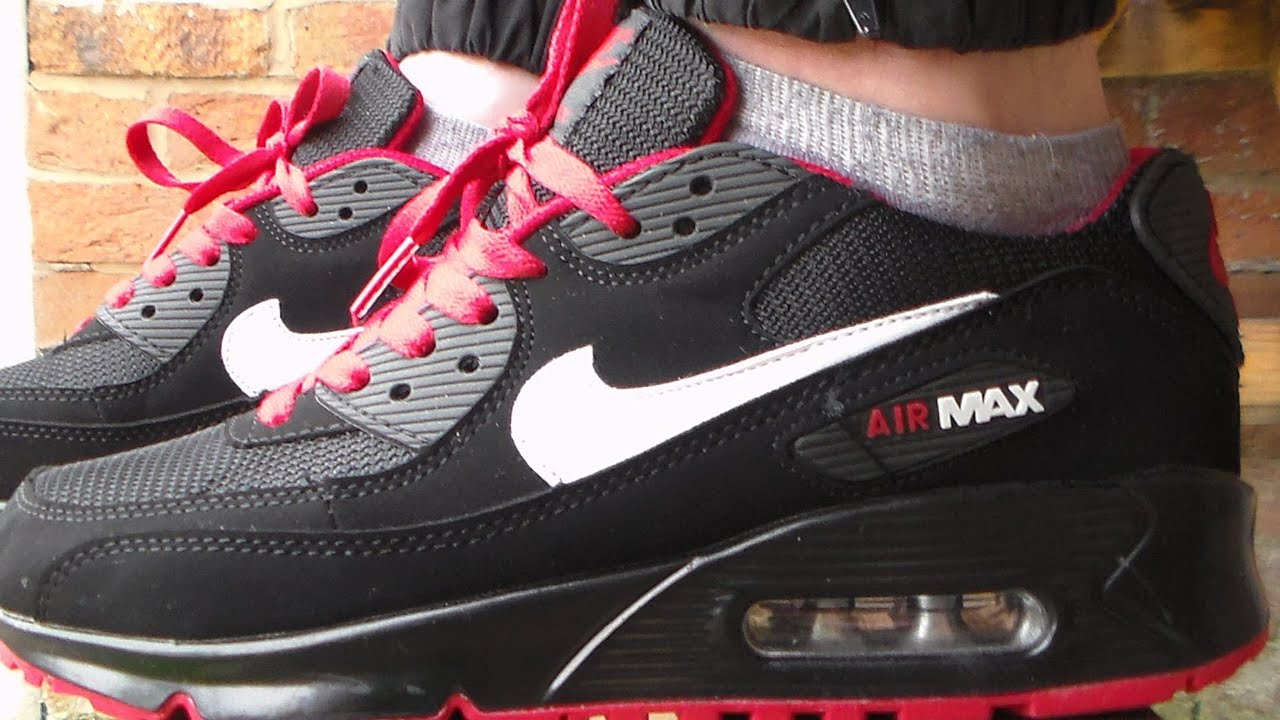 5e2bb4285bebf ... Nike Air Max 90 Youtube ...
