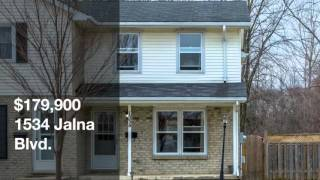 SOLD! 1534 Jalna Blvd, Claire Rolo Sales Rep SUTTON SELECT REALTY INC. 519-851-2885