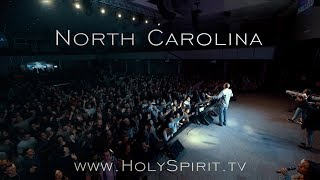 Holy Spirit Outpouring in North Carolina, USA! thumbnail