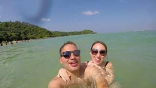 Angelo & Sue in Sri Lanka