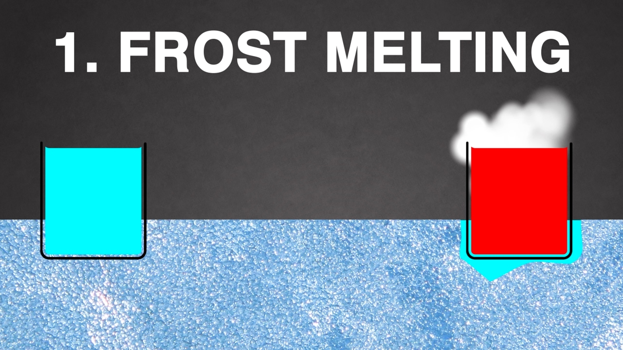 Does Hot Water Freeze Faster Than Cold Water Youtube