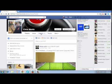 How to Find Friends on Facebook from YouTube · Duration:  1 minutes 46 seconds