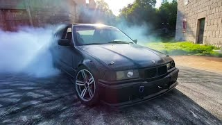 BMW E36 DRIFT DAY