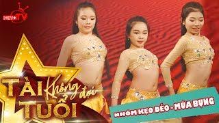 Ba cô gái múa bụng làm đạo diễn Lê Hoàng mê mẩn.