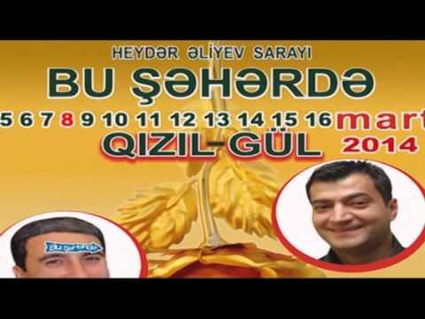 Qızıl Gül - Bu Şəhərdə (2014, Tam...