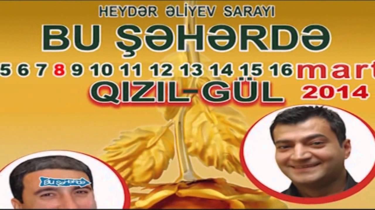 Qızıl Gül - Bu Şəhərdə (2014, Tam versiya)