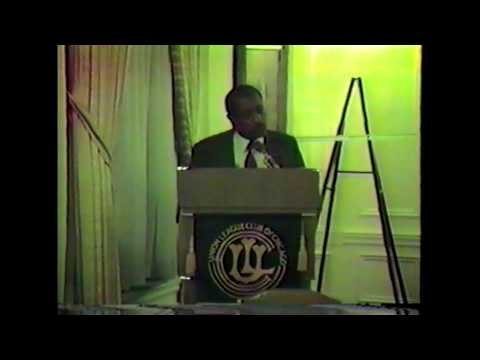 American National Business Hall of Fame Video Series Presents John Johnson