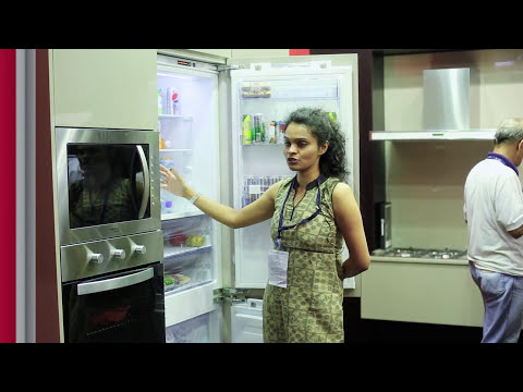 Mrs Taniya Bose, Product Manager Appliances Introduces Nagold Products