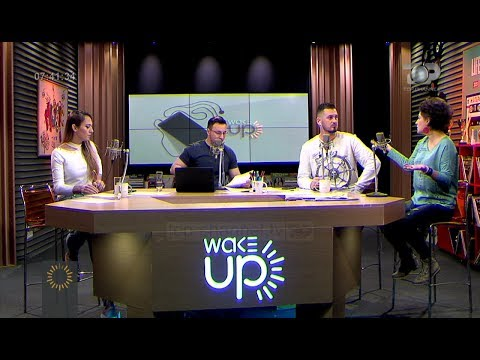 Wake Up, 1 Nentor 2017, Pjesa 2 - Top Channel Albania - Entertainment Show