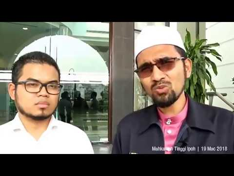 Tidak Terima Jemputan Dialog: Ustaz Dusuki Abd Rani Saman Dr Rozaimi Ramle